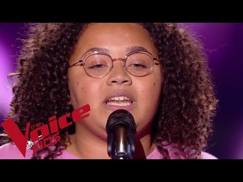 Julia Michaels - Issues | Madison | The Voice Kids France 2018 | Blind Audition