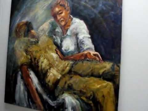 Grenada Arts Council Revolution Exhibit