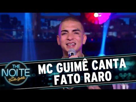 Mc Guimê canta Fato Raro | The Noite (26/11/16)