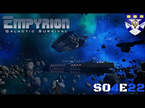"""Empyrion Galactic Survival (S04) -Ep 22 """"Multi Faction Trade Run"""" -Multiplayer """"Let's Play"""""""