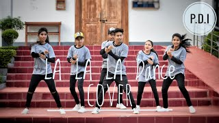 LA LA LA || hip-hop dance choreography || Neha kakkar ft Arjun kanunago |