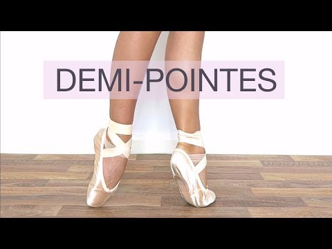 DEMI-POINTE SHOES - What you need to know + Bloch Demi Pointe review | natalie danza
