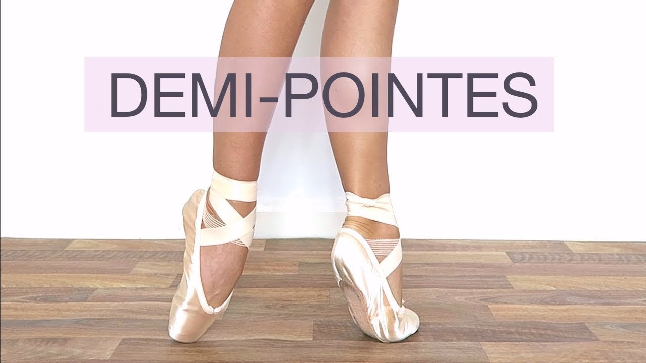 39a19a505d87 DEMI-POINTE SHOES - What you need to know + Bloch Demi Pointe review ...