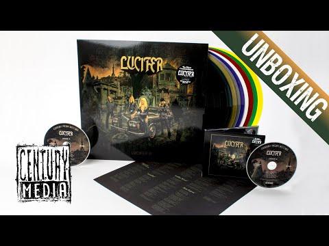 LUCIFER - Lucifer III (Unboxing)