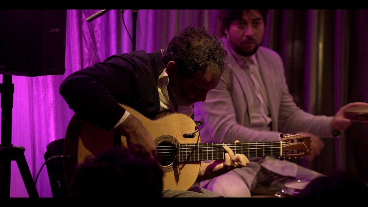 Download Rycardo Moreno, Diego del Morao, Pakete & Bandolero -Ac Recoletos Jazz-