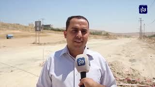 البدء بإعادة تأهيل طريق نوخة المؤدي إلى الكرك - (7-8-2019)