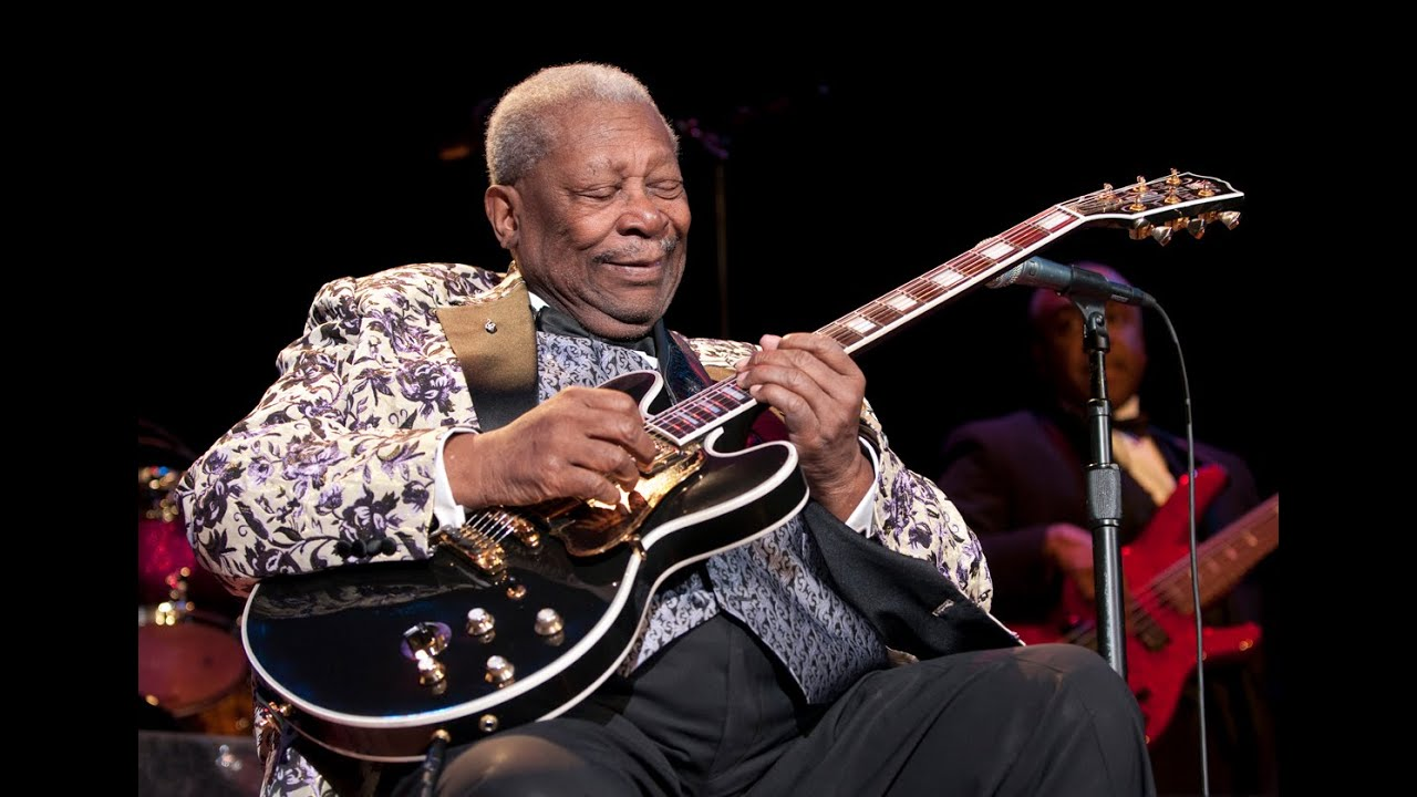 Image result for bb king 2015