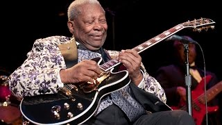 BB KING Tribute - R.I.P. King of the Blues 1925 - 14 May 2015