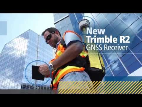 Trimble R2 GNSS Receiver Overview Video - YouTube
