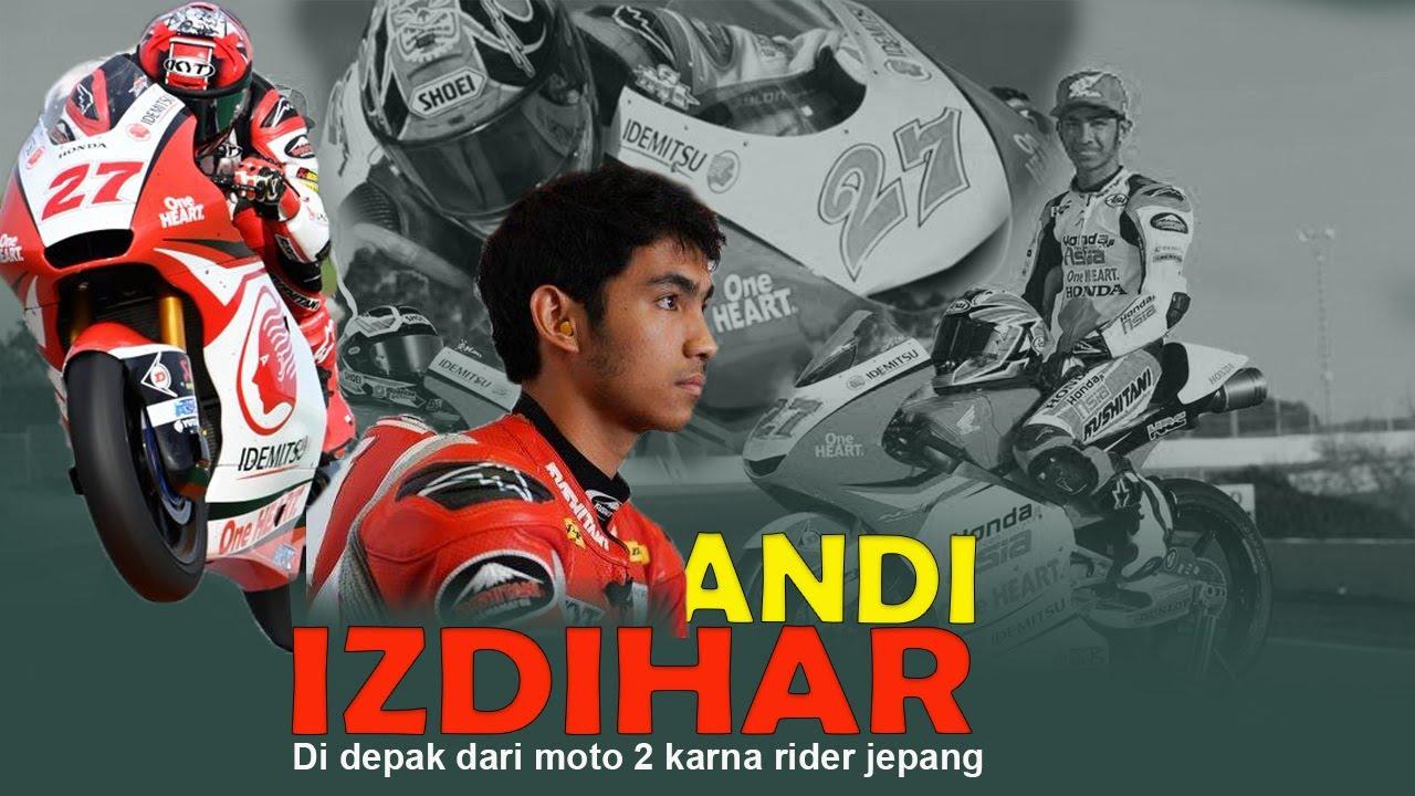 Terjawab Sudah,  Andi Farid Izdihar Tetap Balapan di MotoGP 2021, Tetapi bukan di moto 2