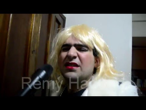 Rémy Haddad imitating Fadia El Cherre2a -  ريمي الحداد يقلد فاديا الشراقة - فاديا مستعجلة