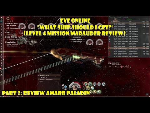 Eve Online Marauder Comparison Part 2 Amarr Paladin