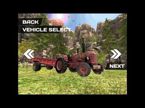 Truck Driver 3d: Offroad Gameplay (Видео гемплей игры Водитель грузовика 3D: Offroad)