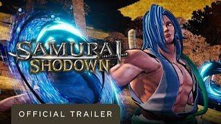 Samurai Shodown - Official Sogetsu Character Trailer