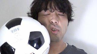 【衝撃的瞬間】ボールが当たるスローモーションが面白すぎた!