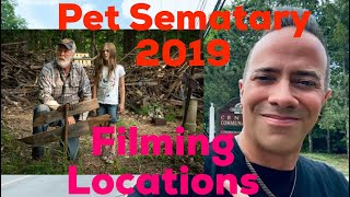 Pet Sematary 2019 Filming Locations Then and Now | Hardest Location To Find Yet | Warning! Spoilers!