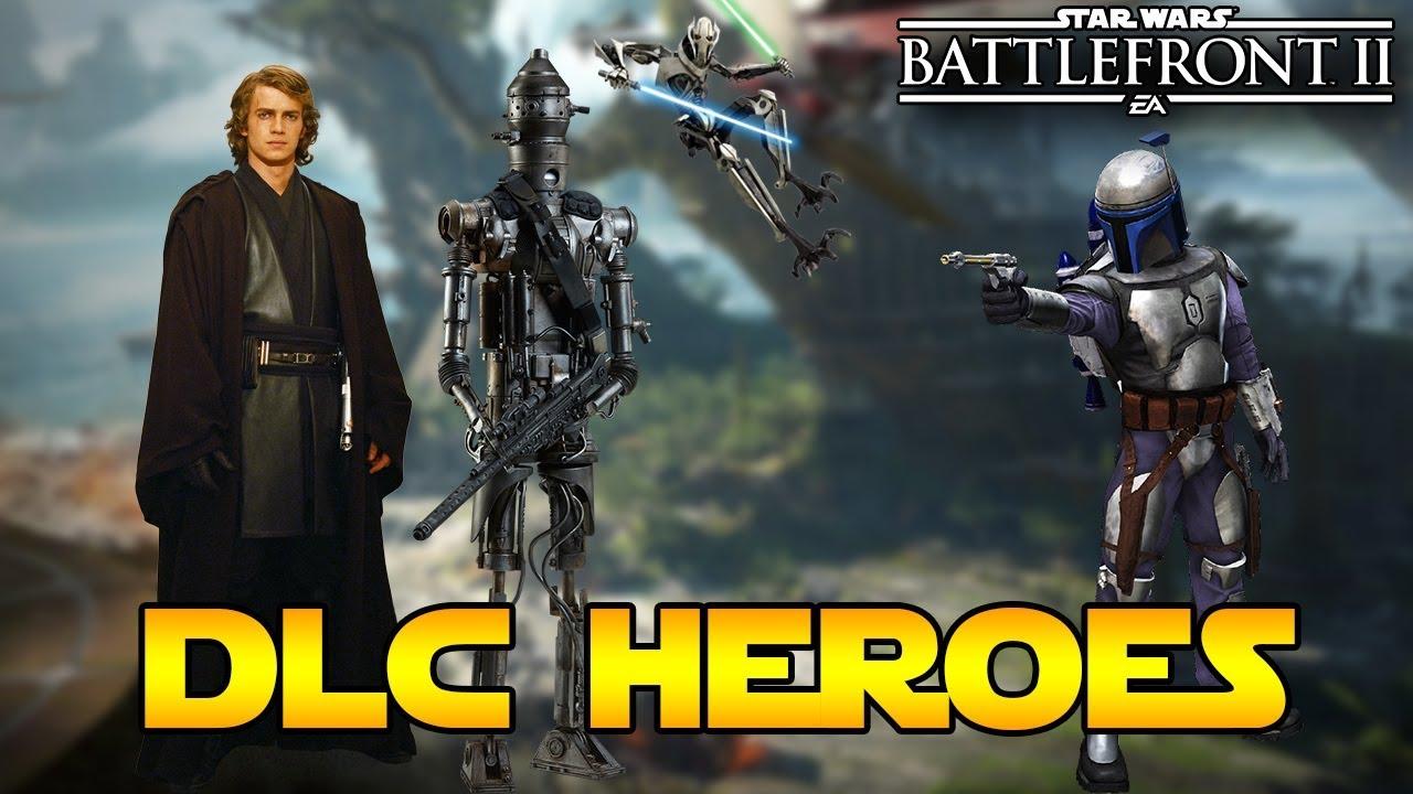 Battlefront 2 Dlc