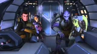 Trailer de Star Wars Rebels