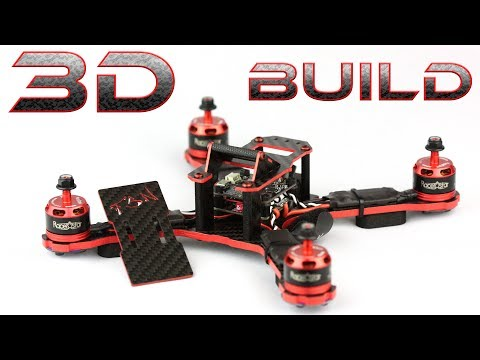 Mr Feathering's Custom Build - 'Precise 3D drone on a sensible budget'