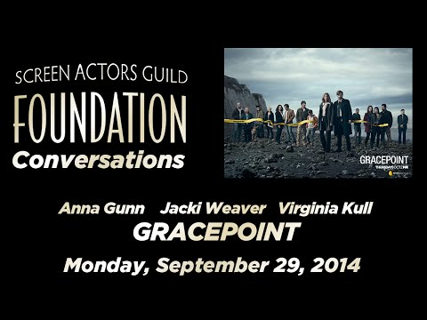 Conversations with Anna Gunn, Jacki Weaver and Virginia Kull of GRACEPOINT