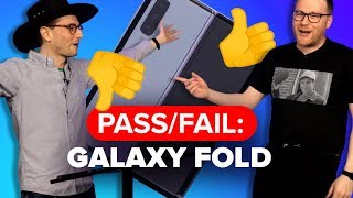 Samsung Galaxy Fold: Should anyone buy one? | Nope, Sorry