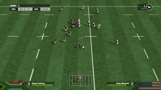 Rugby 15 - South Africa vs United States Rugby World Cup 2015 Pool B