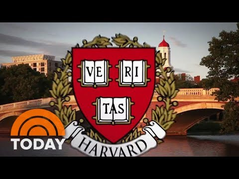 Harvard Revokes At Least 10 Acceptances Over Offensive Postings   TODAY