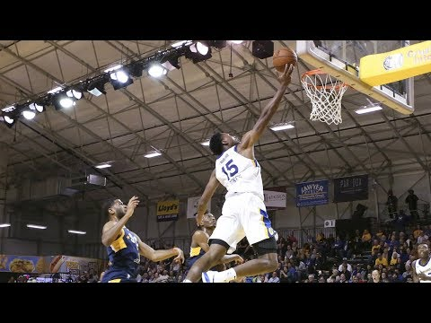 Damian Jones (29 points) Game Highlights vs. Iowa Wolves