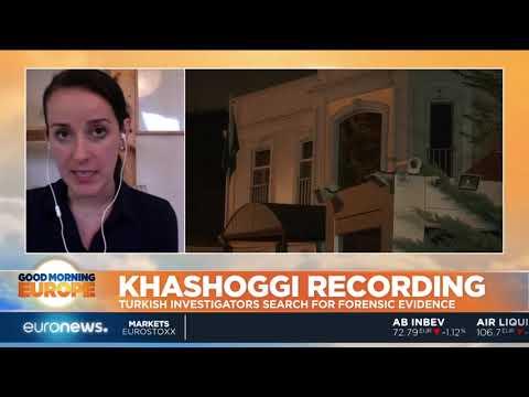#GME | Trump calls on Turkey to share evidence of Khashoggi audio recording