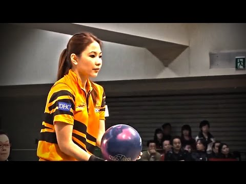 Team Japan vs Team International Match 1 2012 DHC International Bowling Championship