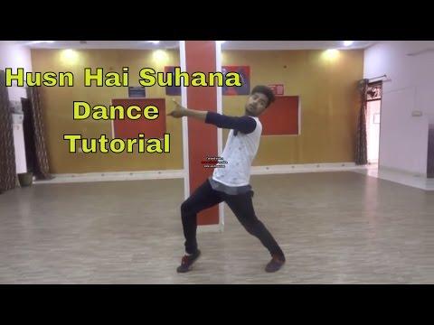 Lyrical Hip Hop Dance Tutorial in Bollywood Song Husn Hai Suhana by Lucky Bist