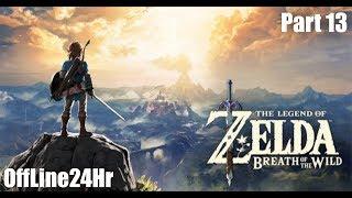 Zelda - เรื่องราวของลมและไฟ # Part 13(DLC)(The Legend of Zelda : Breath of the Wild)