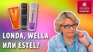 видео Шампунь для увлажнения волос питательный, отзывы