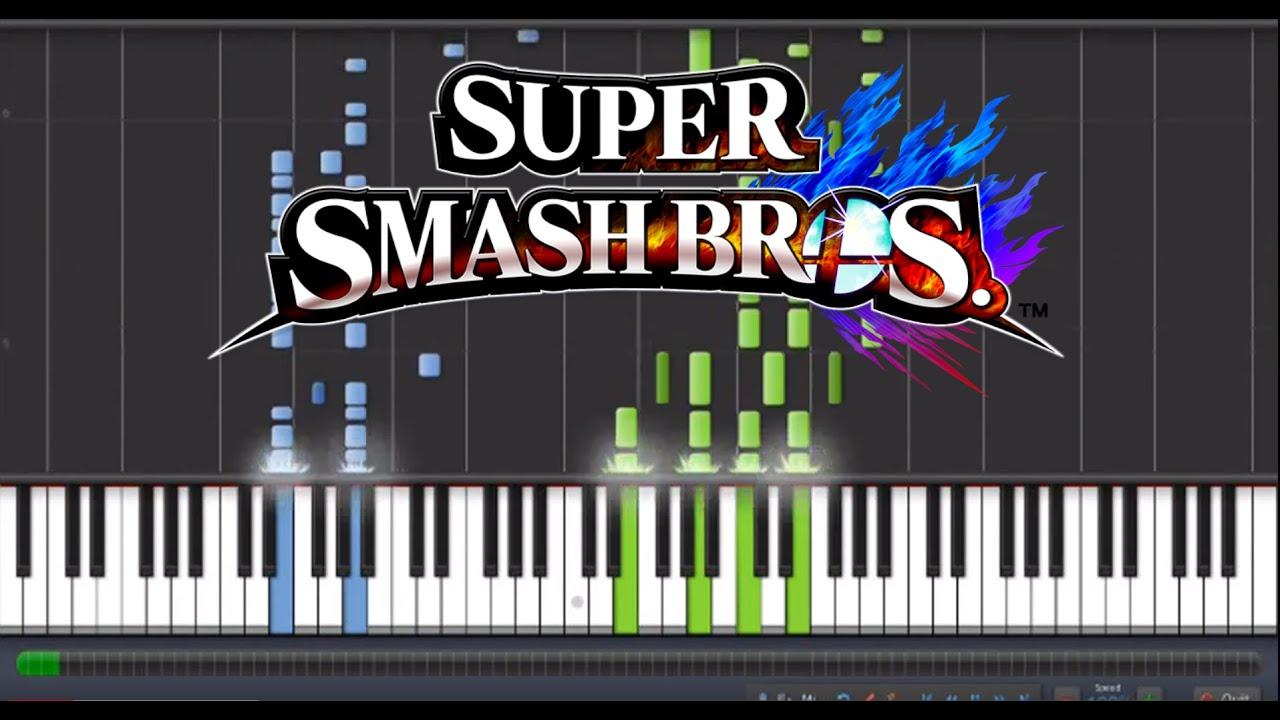 Super Smash Bros  Melee- Hit The Target-Nintendo