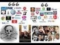 666, 66, Corporate Logos, Hollywood Hand Sign, Skull n Bones 322