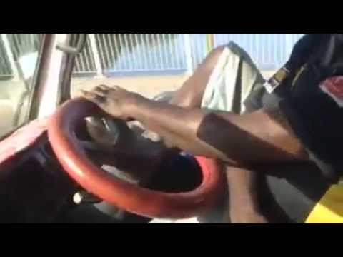 Cowboy Driver - Only In Fiji