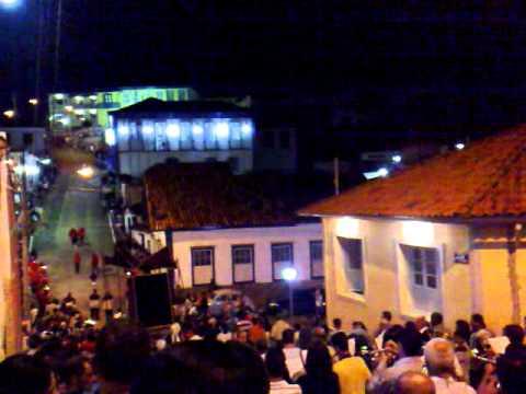 Semana Santa em Prados MG Sábado de Passos 2ª parte 2012.mp4