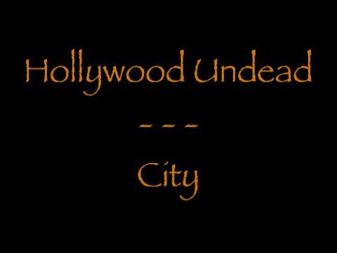Lyrics traduction Française - Hollywood undead : City