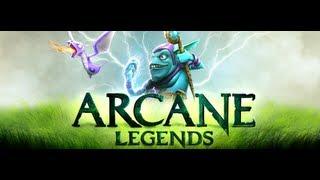 Arcane legends: Boss Fight