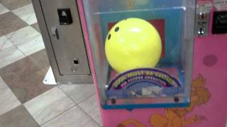 UP UP & AWAY BALLOON VENDING MACHINE, PLAYS POKEMON MUSIC!!