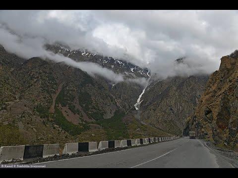 Будет-ли построена автомагистраль между Чечнёй и Грузией?
