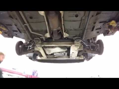 impala steering rack replacement