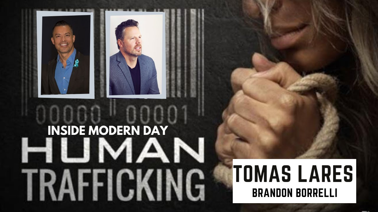 LL4: The Horrific Truth About Human Trafficking with Tomas Lares