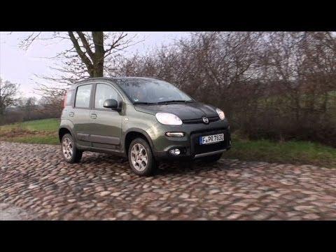 Fiat panda 4x4 youtube for Panda 4x4 youtube