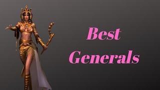Evony The King's Return - Best Generals screenshot 3