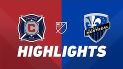 Chicago Fire vs. Montreal Impact | HIGHLIGHTS - August 10, 2019