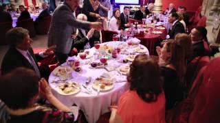 Юбилей: Ресторан Тройка