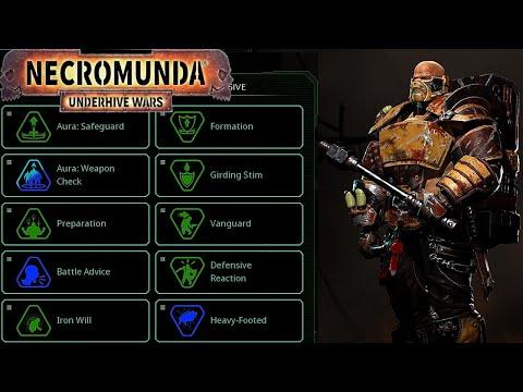 Necromunda Underhive Wars - Goliath Heavy Support Tank |