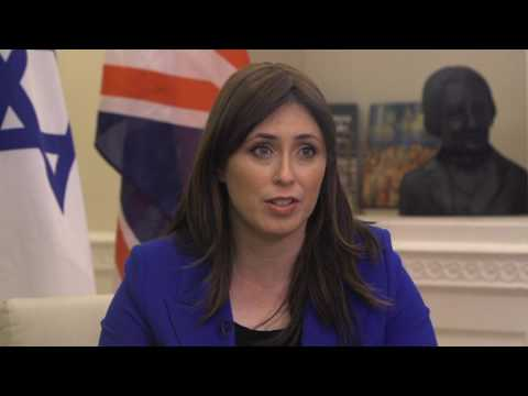 The Middle East Report - Exclusive Interview with Israel's Deputy Foreign Minister Tzipi Hotovely