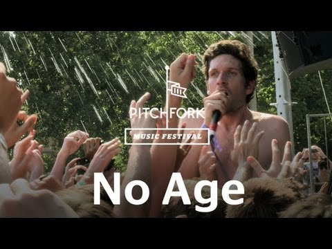 No Age - Everybody's Down - Pitchfork Music Festival 2011